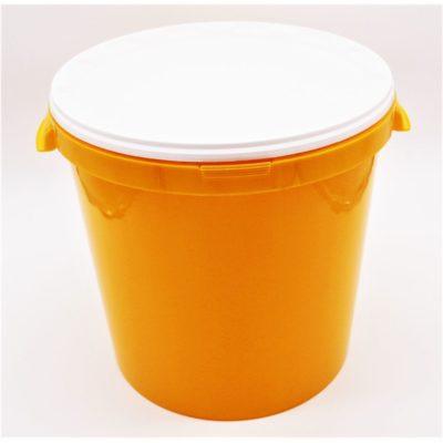 40 kg Hobbock gelb ohne Druck