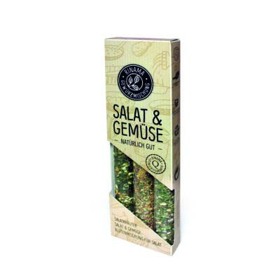 3er Geschenkset-Salat & Gemüse