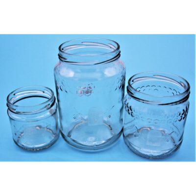 Honigglas Imkerbund