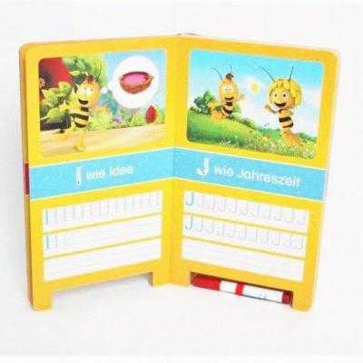 Biene Maja-Meine ersten Buchstaben