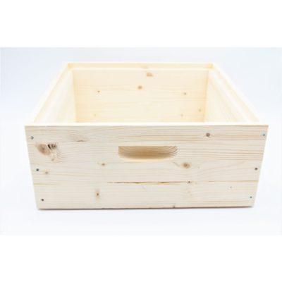 Flachzarge Holz ohne Rähmchen